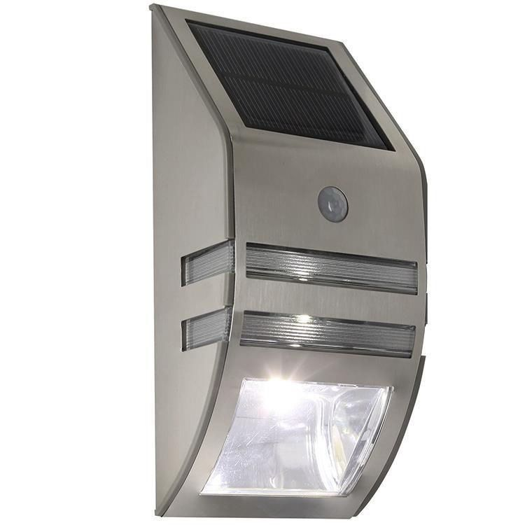 Solar Outdoor Motion Light High quality led solar garden lamp outdoor waterproof stainless high quality led solar garden lamp outdoor waterproof stainless steel body induction motion sensor light workwithnaturefo