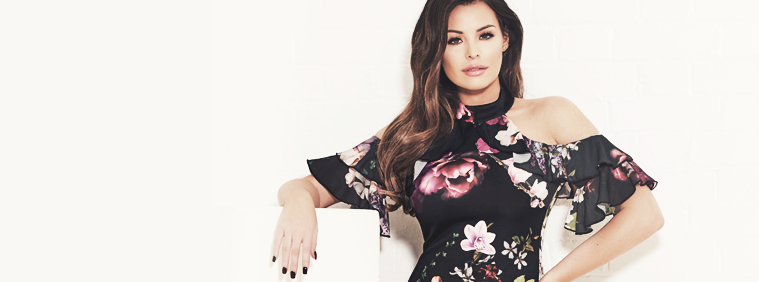 e5454ac1438243 Floral Dresses by Jess Wright and SistaGlam