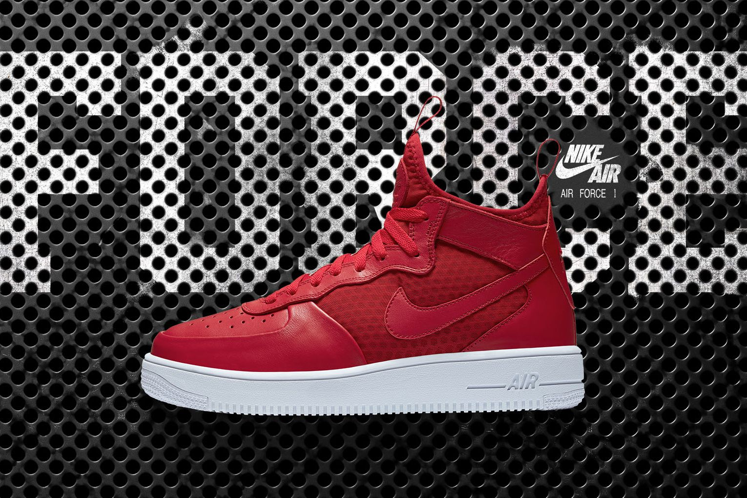 Nike's Air Force 1 Ultra Force Mid Debuts Next Week Air force