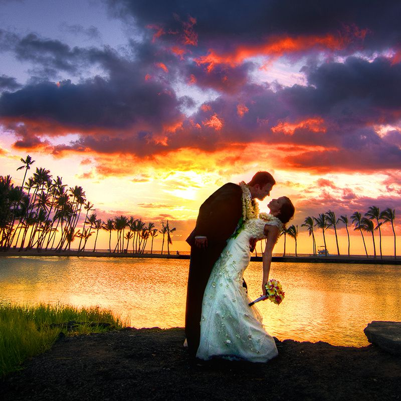 Pin By Horia Tel On Photo Art Sunset Wedding Hawaiian Wedding Wedding Pictures