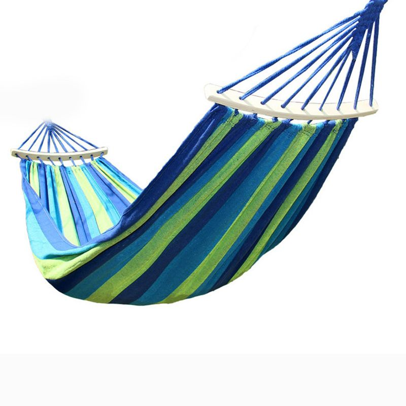 cheap bed hammock buy quality outdoor hammock directly from china hang bed suppliers  2017 garden sports outdoor hammock home travel camping swing canvas     outdoor leisure hammock swing canvas stripe hang bed hammocks for      rh   pinterest