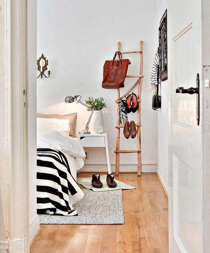 Escaleras de mano para decorar dormitorios decoracion for Objetos de decoracion online