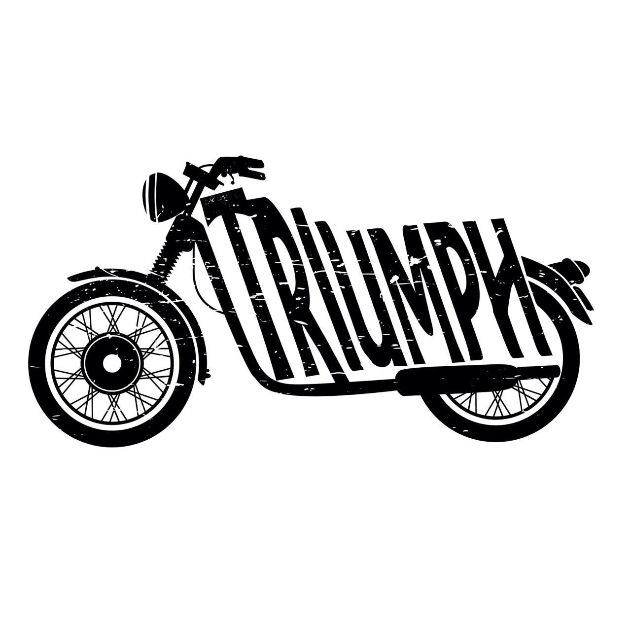 Logo Triumph Bonneville