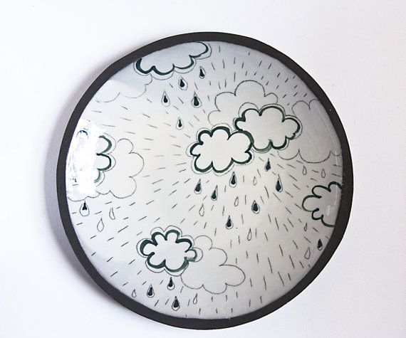 Large Decorative Plate Wall Table Centerpiece