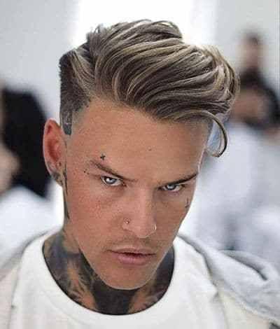 23+ Trending Men's Hairstyles for 2020