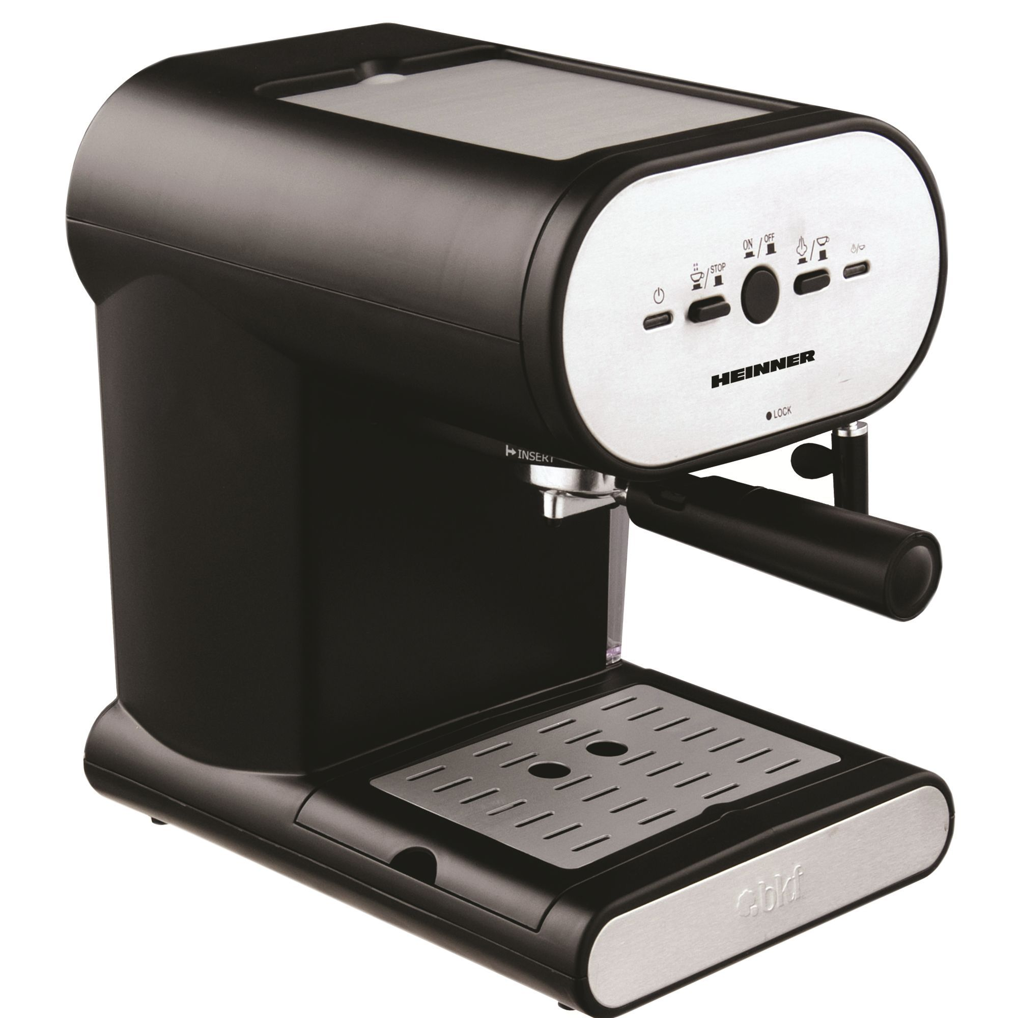 Heinner Soft Cream HEM250 espressor de cafea manual