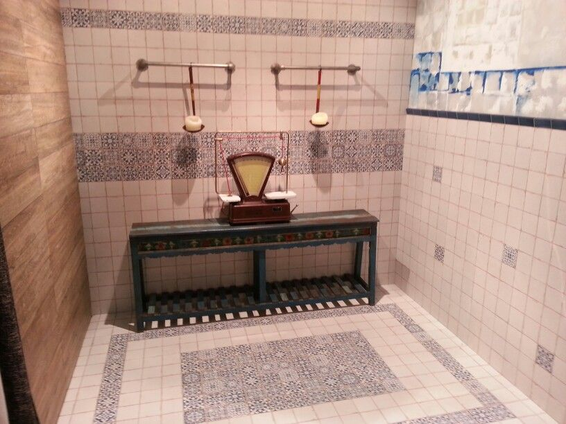 Imitación azulejo hidráulico