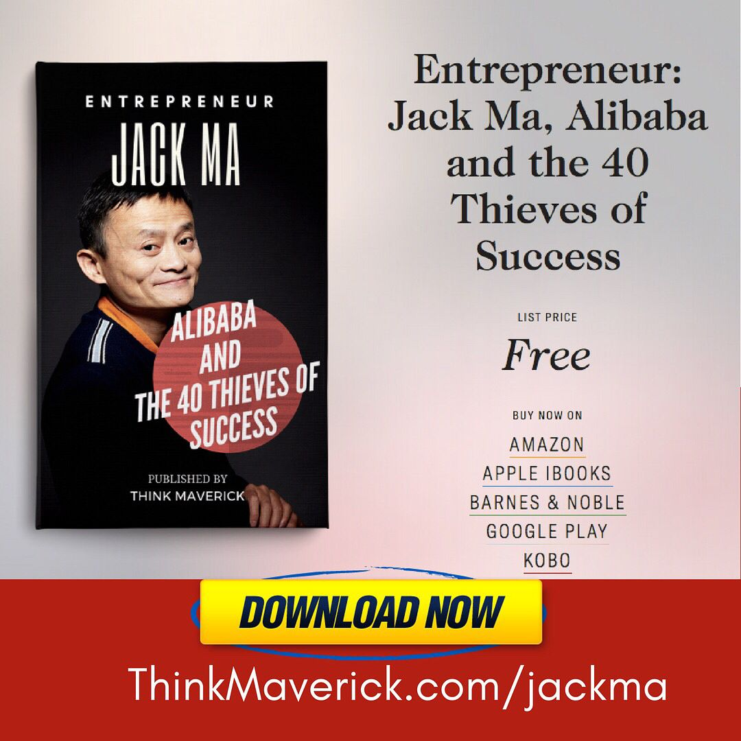 Free New Release Entrepreneur Jack Ma Alibaba And The 40 Thieves