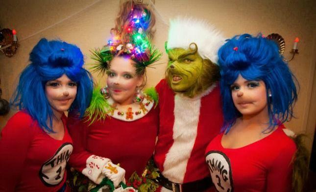 Christmas Costume Ideas.71 Winning Group Halloween Costume Ideas Halloween From