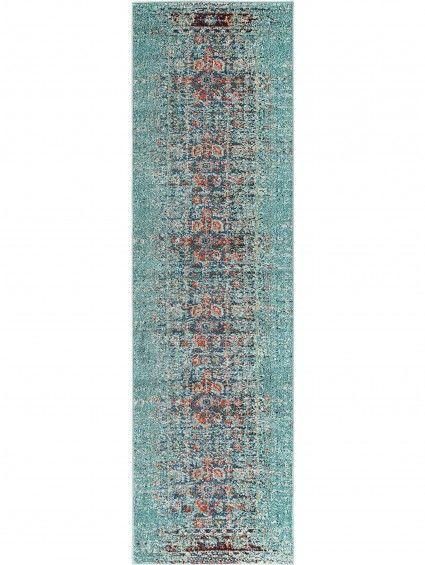 teppich l ufer casa t rkis carpet rug casa turquoise teppiche carpets benuta teppich. Black Bedroom Furniture Sets. Home Design Ideas