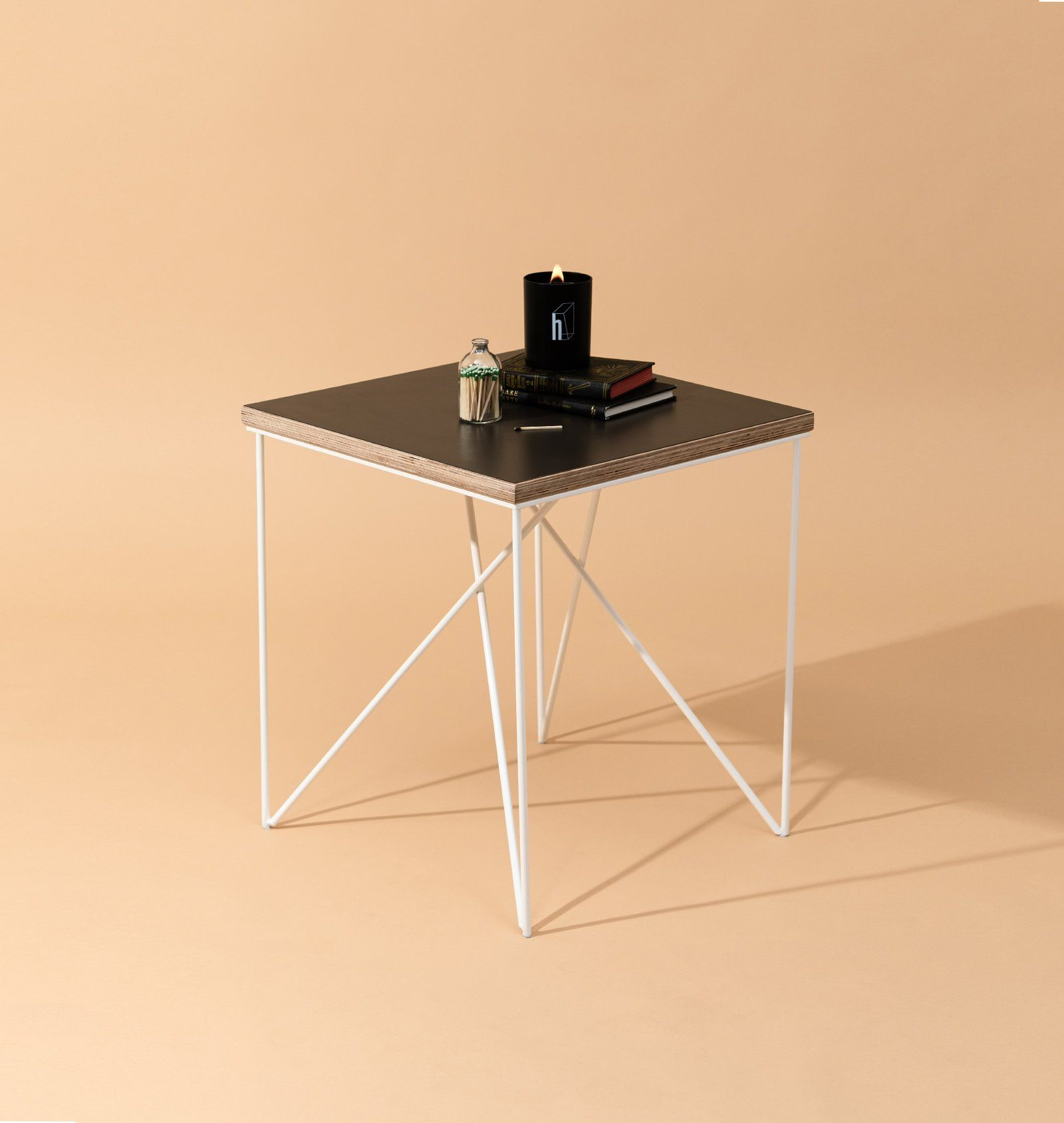 The Rui Square In 2020 Side Table Home Coffee Tables Square Side Table