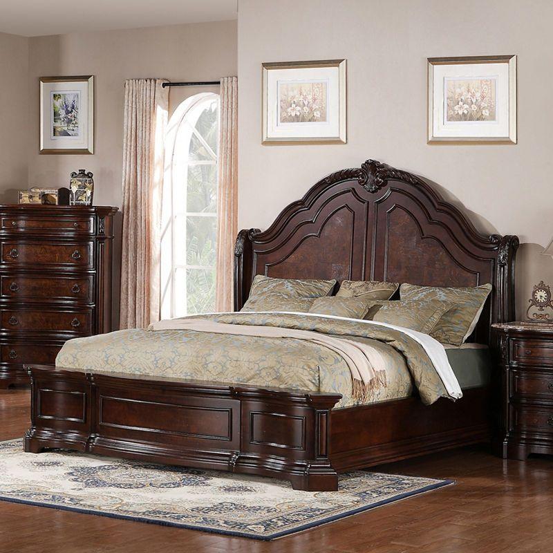 Edington King Bed Bed Design Bedroom Sets Platform Bed Designs