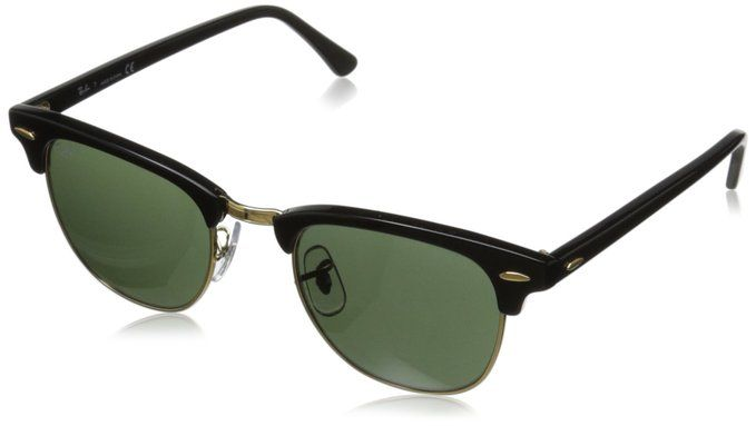 Ray Bans Polarised Clubmaster Classic