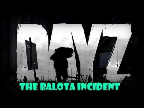 Dayz The Balota Incident Dayz Standalone 4k Gameplay Commentary