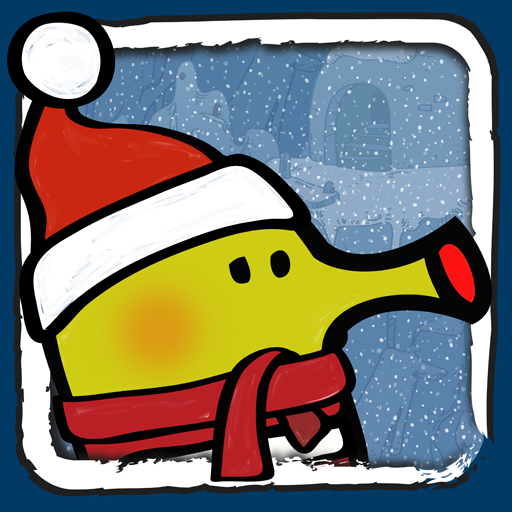 Doodle Jump Christmas Special HD (Kindle Fire Edition