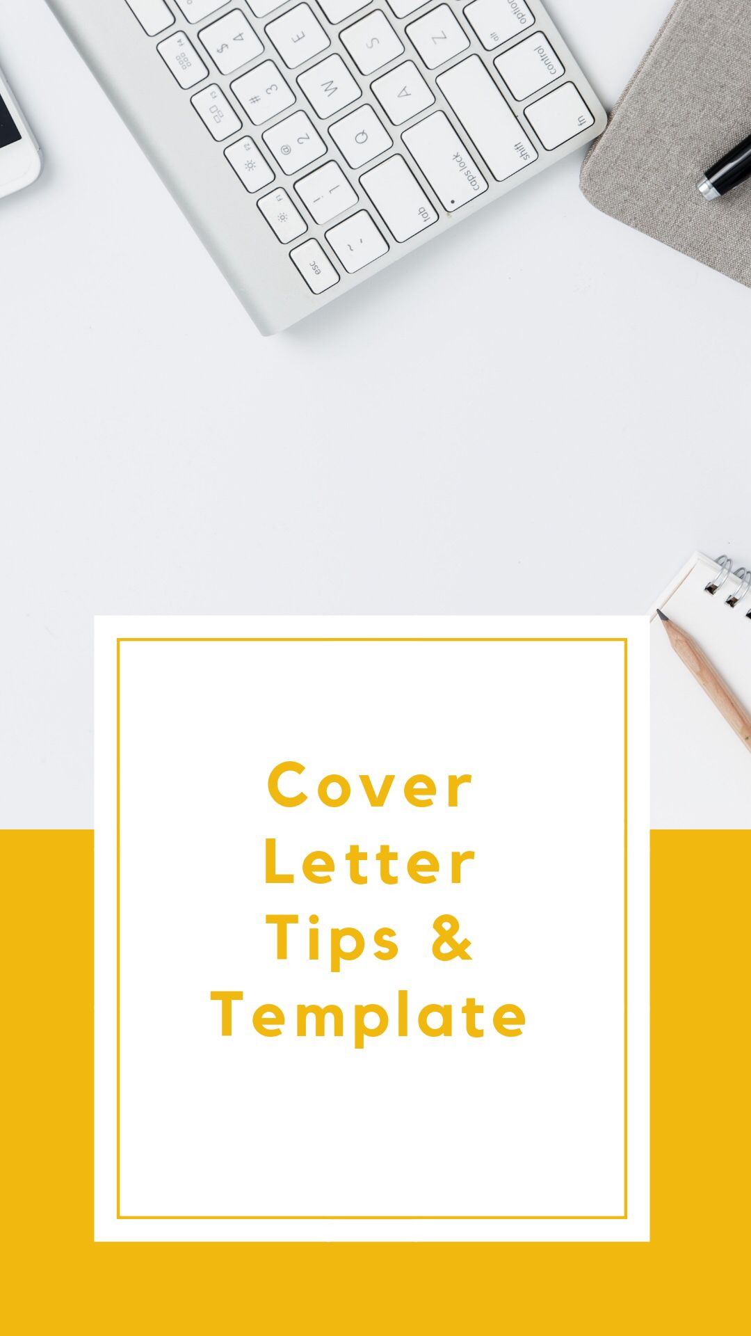 Cover letter tips template cover letter tips