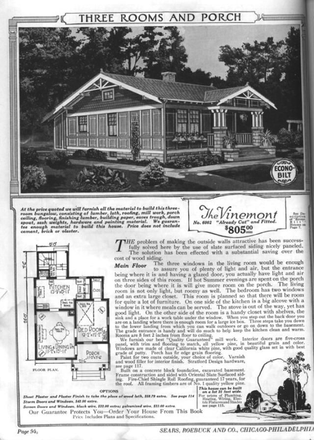 sears bungalows for sale 1921 catalog house plans sears