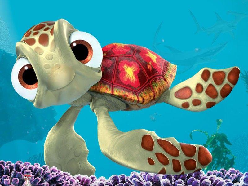 Afficher l 39 image d 39 origine le monde de n mo tortue - Nemo et doris ...