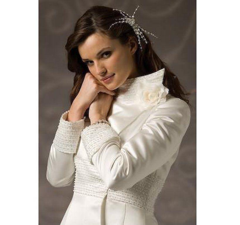 e84ddf2550 abrigos de novia