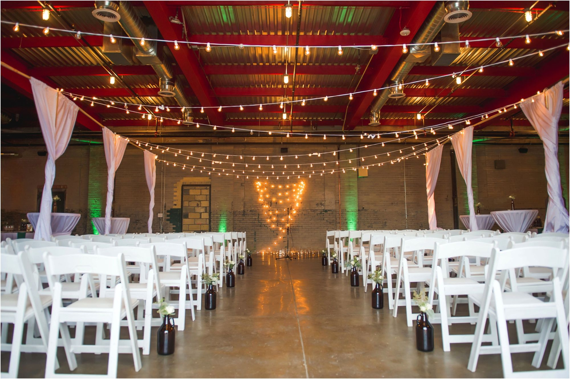 A Personal Eastern Market Wedding Detroit wedding venue