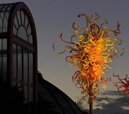 dale chihuly by guadalupe