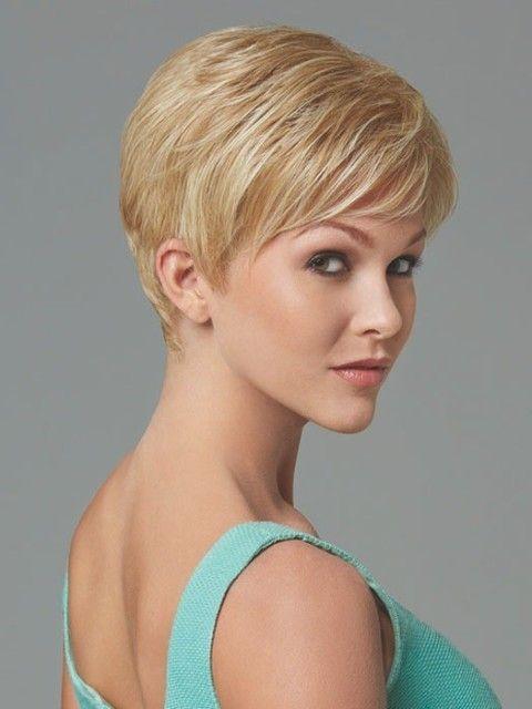 Simple Hairstyle For Thin Short Hair : Cute short hairstyles for thin hair 2 pelo corto pinterest
