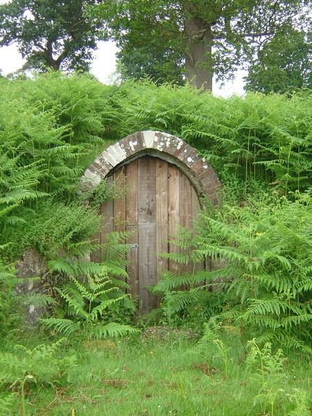entrance to the ice house at Parham House.   Gardening   Pinterest ...