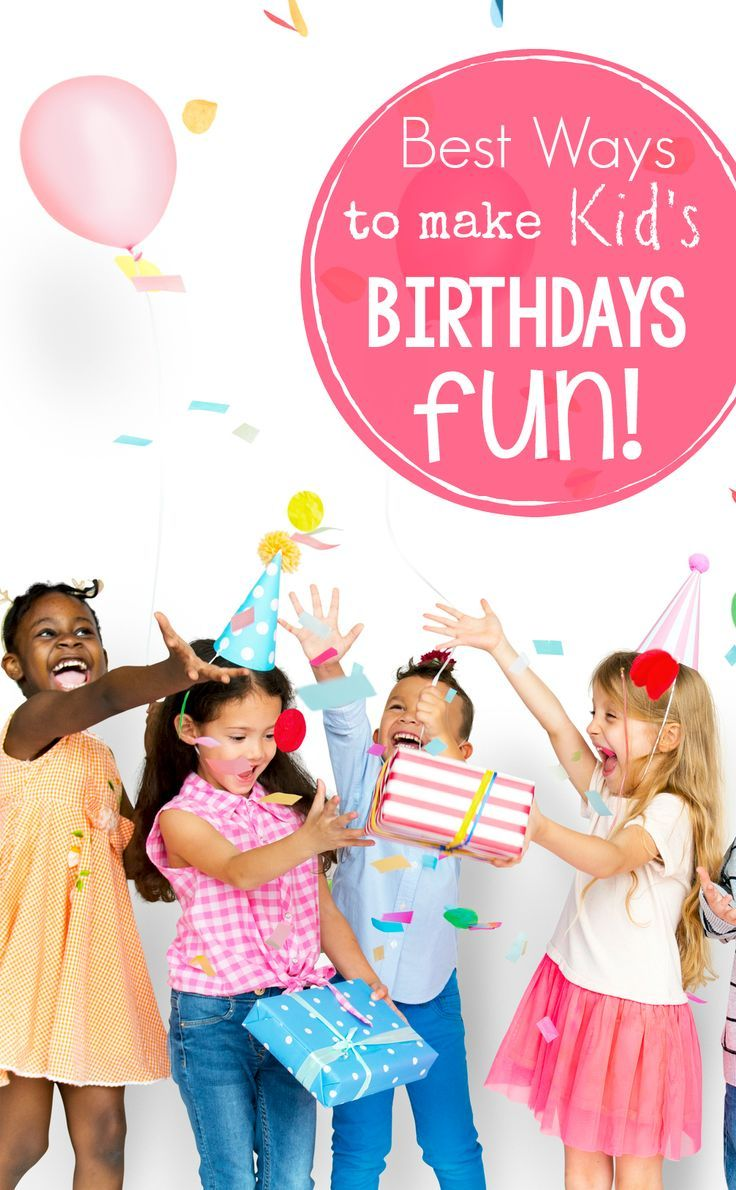 Kid   birthday celebration ideas try these simple ways to celebrate  make your super fun easy pull off but things they will also for kids rh pinterest