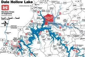 Map Of Dale Hollow Lake dale hollow lake | Summer 2019 in 2019 | Cabin rentals, Lake life, Map