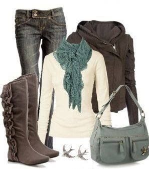 Fall... I LOVE THOSE BOOTS!!