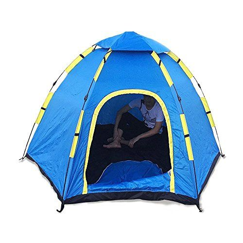 Wnnideo Instant Family Tent 3 4 Person Automatic Pop Up Tents Waterproof for Outdoor Sports C&ing  sc 1 st  Pinterest & Wnnideo Instant Family Tent 3 4 Person Automatic Pop Up Tents ...