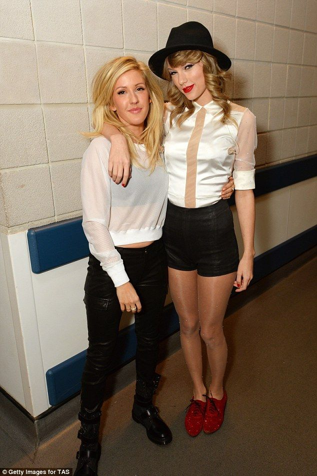 Ellie Spoke Openly About Her Friendship With Superstar Singer Taylor Swift Admitting That She Was Really Nervous When They First Met