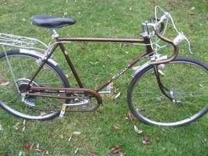 Vintage 52cm Schwinn Collegiate Sport Mens 5 Speed Road Bike
