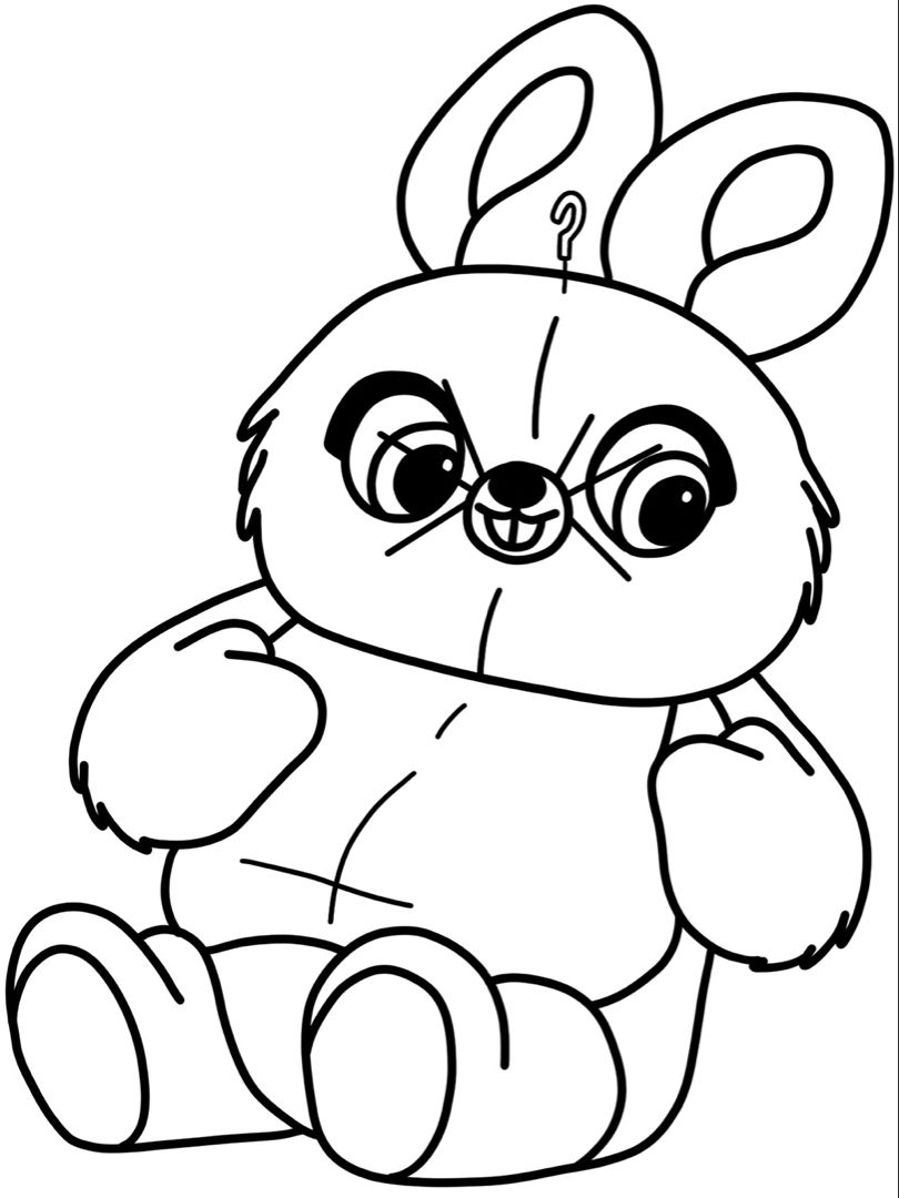 Toy Story 4 Coloring Pages Coloring Pages Free Coloring Pages Free Coloring