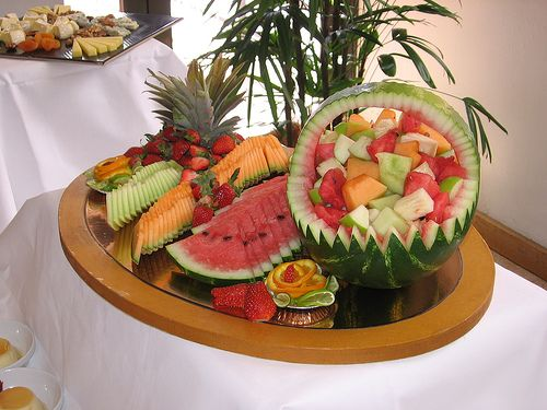Fruit Buffet   Join The Latest Reception Discussions In The Project Wedding  Forums.
