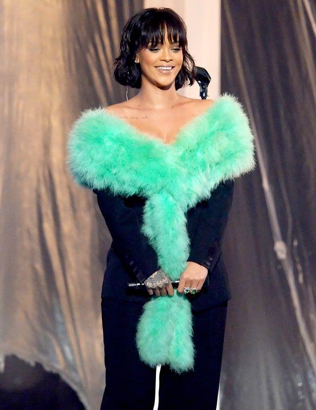 "Pinterest - @ndeyepins   Rihanna ""Love on the Brain"" Billboard Awards"