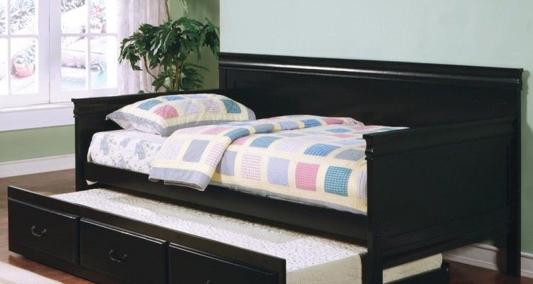 Daybed With Storage Full Size