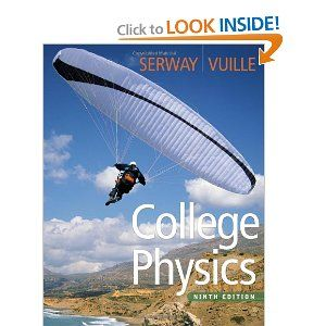 college physics 11th edition serway and vuille