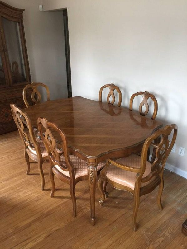 Thomasville Dining Room Set Furniture In Bellmawr Nj