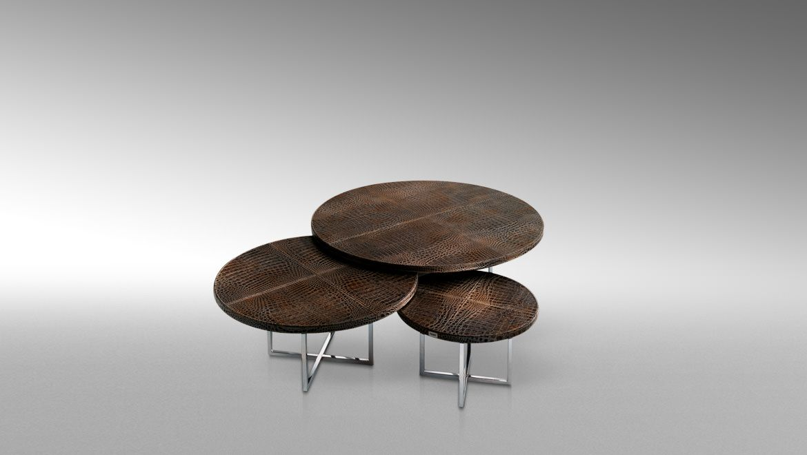 Olimpic Round Coffee Table