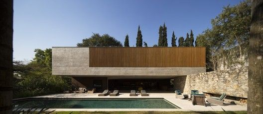 Casa Ipes,© Fernando Guerra | FG+SG