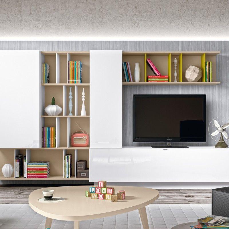 Meuble tv mural louly atylia meuble tv desgin meuble tv pinterest meuble tv tv et meubles - Atylia meubles decoration ...