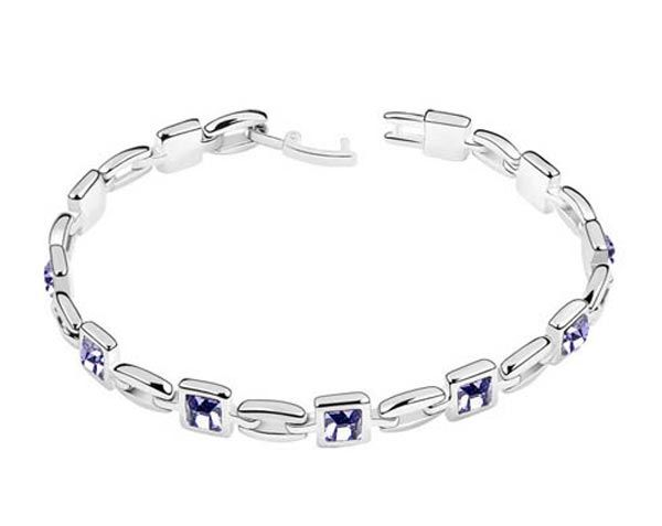 DT3-3195 BRACELET from New BRILLANTI Collection made with Swarovski Crystals $28
