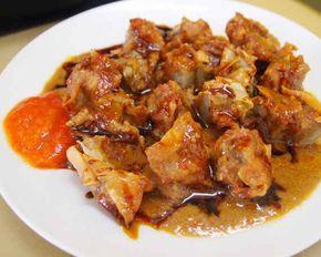 Resep Membuat Batagor Bumbu Kacang Masakan Indonesia Resep Masakan Resep Masakan Indonesia