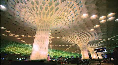 #Sustainable Airport in Mumbai #GreenBuilding