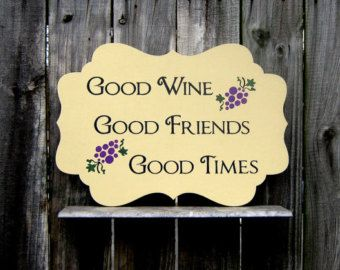 good friends and wine images - Google Search