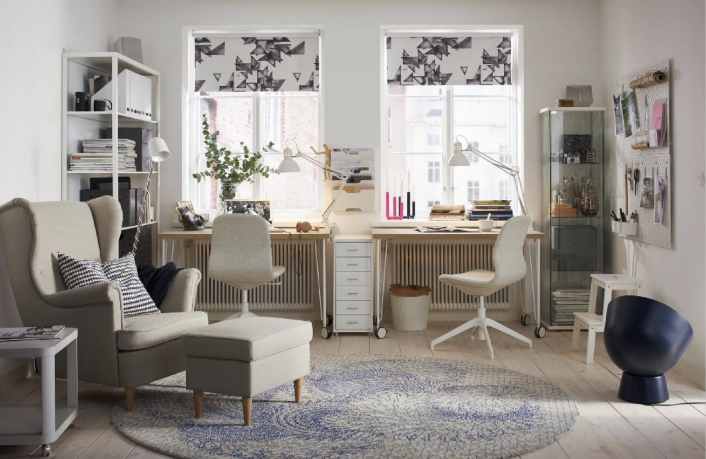 Los 6 Consejos De Ikea Para Adaptar Tu Casa Al Teletrabajo Hogar