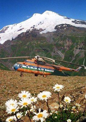 Elbrus  I  II - Caucaso  Rusia