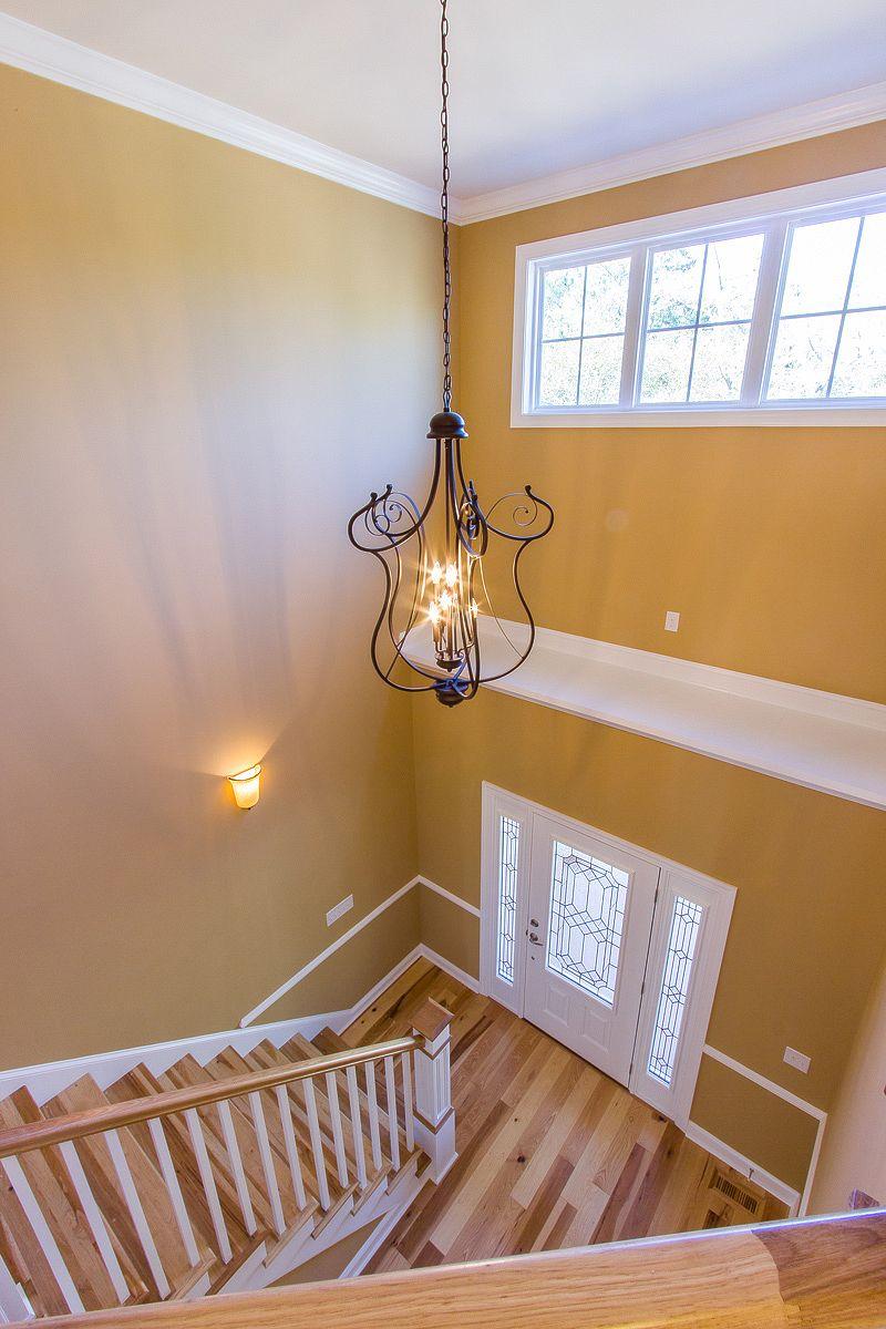 Two Story Foyer Ceiling Fan : Story entry foyer light lighting fans pinterest
