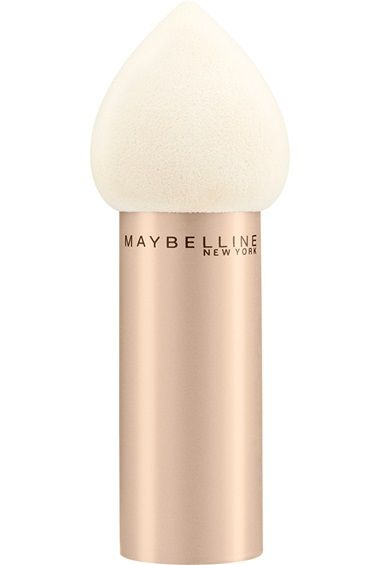 Dream Blender makeup blending sponge by Maybelline. Use with every Dream Foundation, easy to wash & reuse for flawless makeup application.